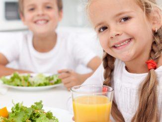"""Οι """"έξυπνες τροφές"""" βοηθούν στη συγκέντρωση των παιδιών"""