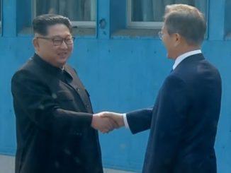 Νότια και Βόρεια Κορέα