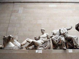 UNESCO Γλυπτά του Παρθενώνα