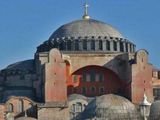 Ερντογάν τζαμί Αγιά Σοφιά