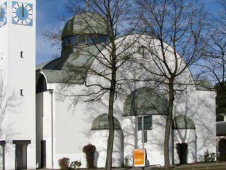 Ιερό Ναό Αγίων Πάντων Μονάχου