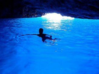 γαλάζια σπηλιά Καστελόριζο