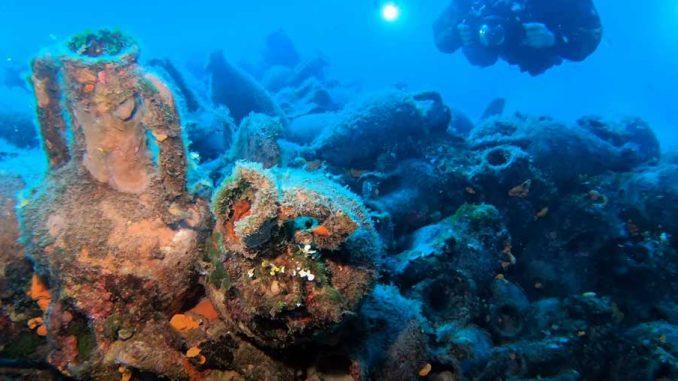υποβρύχιο μουσείο στην Αλόννησο