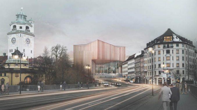 Auer Weber Assoziierte GmbH - Visualisierung 1