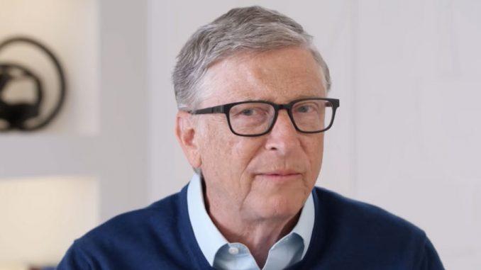 προφητικός Bill Gates