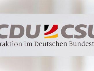 Χριστιανικής Ένωσης (CDU/CSU)
