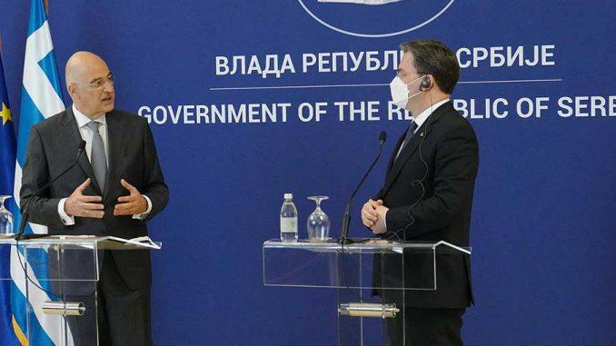 Εποικοδομητική η τριμερής Ελλάδας-Κύπρου-Σερβίας