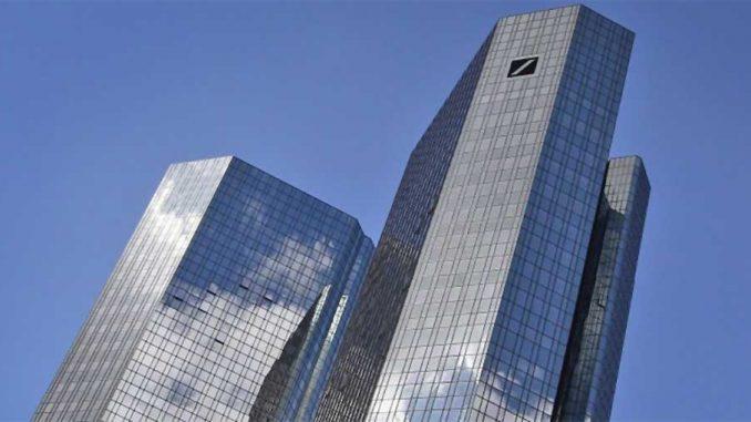 Deutsche Bank πρόστιμο Επστάιν