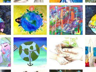 διαγωνισμού ζωγραφικής για τα παιδιά της Ομογένειας