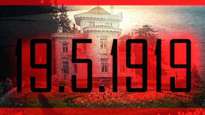 ντοκιμαντέρ 19.5.1919