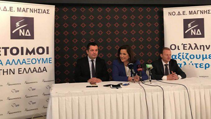 Μπακογιάννη: 'Οχι σε 'σαλαμοποίηση' της λύσης για το Σκοπιανό