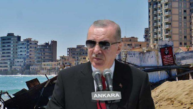 η κατοχική Τουρκία