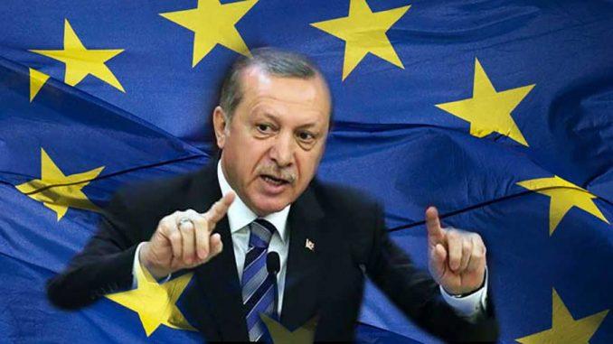 ο Ερντογάν προκαλεί για να δοκιμάσει τα όρια της Ευρωπαϊκής