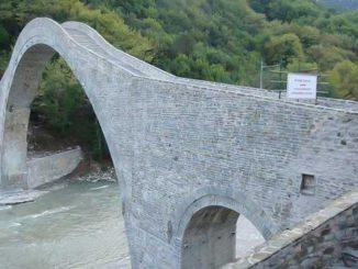 αναστήλωσης του Γεφυριού της Πλάκας