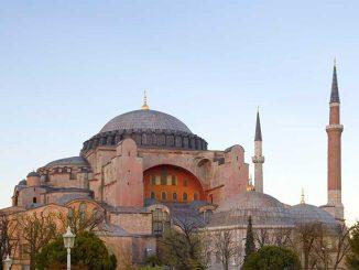 Ερντογάν το καθεστώς της Αγιά Σοφιάς