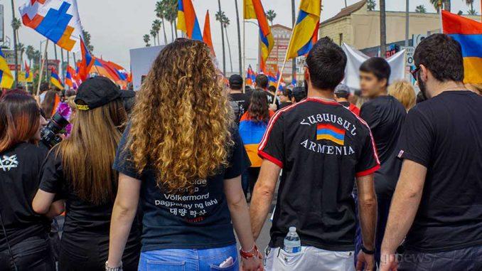 σηματοδοτεί η αναγνώριση της γενοκτονίας των Αρμενίων