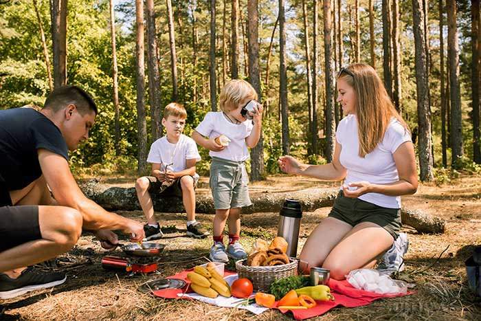 Διακοπές στο Camping