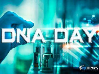 Παγκόσμια ημέρα DNA η 25η Απριλίου