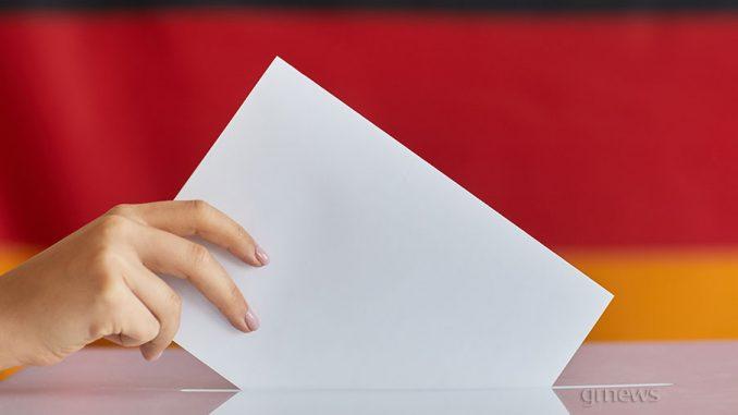 συμμετοχή των Γερμανών στις φετινές βουλευτικές εκλογές