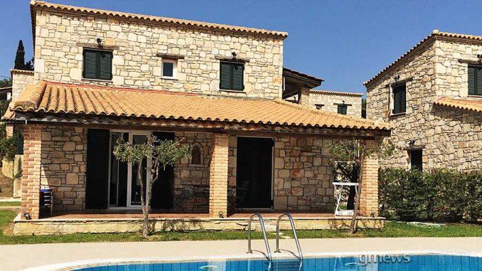 Δυναμικά στο προσκήνιο η εξοχική κατοικία στην Ελλάδα!