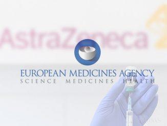 EMA και το εμβόλιο της AstraZeneca