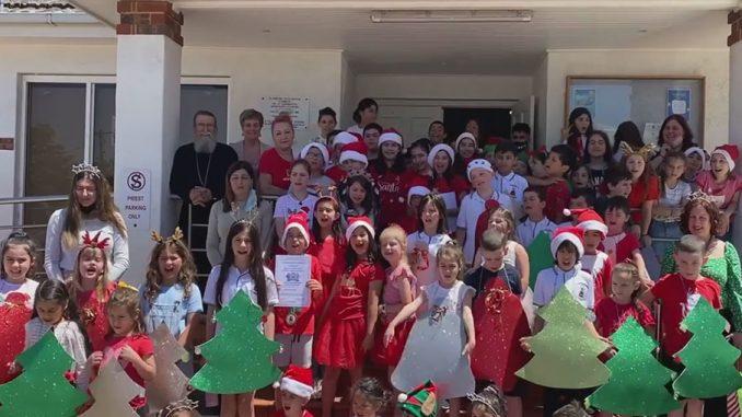 Χριστούγεννα όπου υπάρχουν Έλληνες