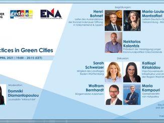Βέλτιστες Πρακτικές σε Πράσινες Πόλεις