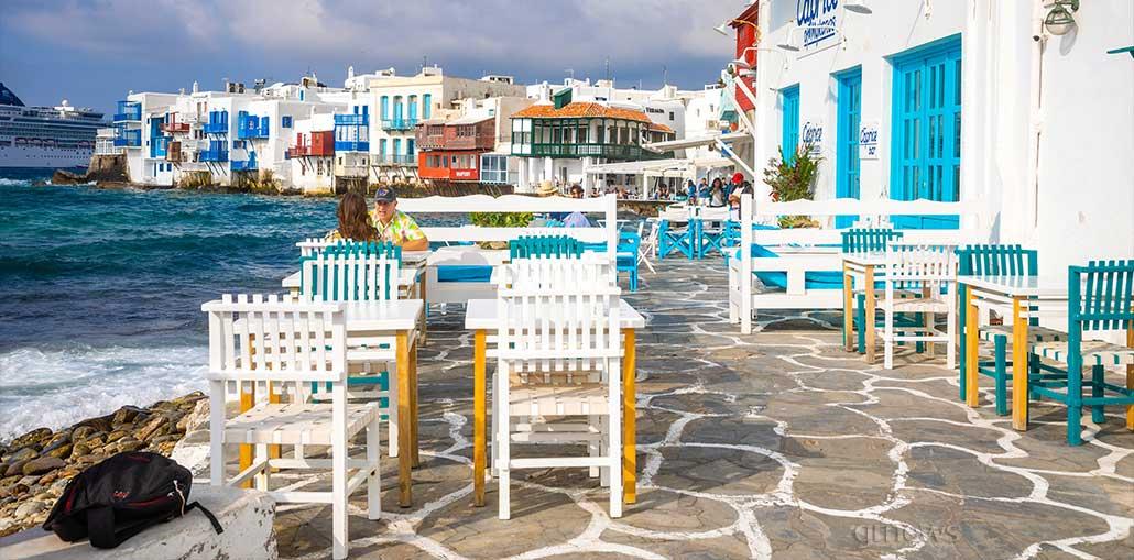 εκτός«πράσινης» λίστας τα ελληνικά νησιά