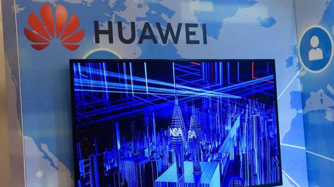 Λονδίνο στην Κινεζική Huawei για το δίκτυο 5G