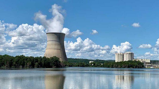 μολυσμένου νερού από το κατεστραμμένο εργοστάσιο πυρηνικής ενέργειας
