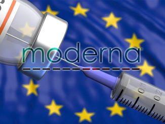 το εμβόλιο της Moderna