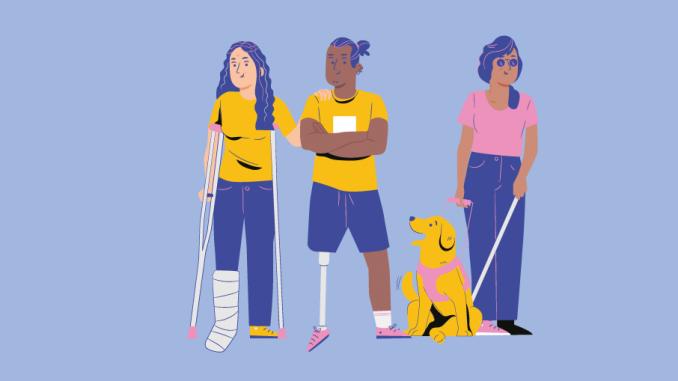 Συνέργεια και Αναπηρία