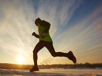 Τρέξιμο στο κρύο