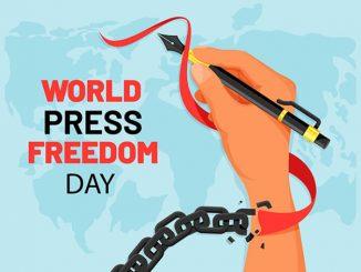 Παγκόσμια Ημέρα Ελευθεροτυπίας