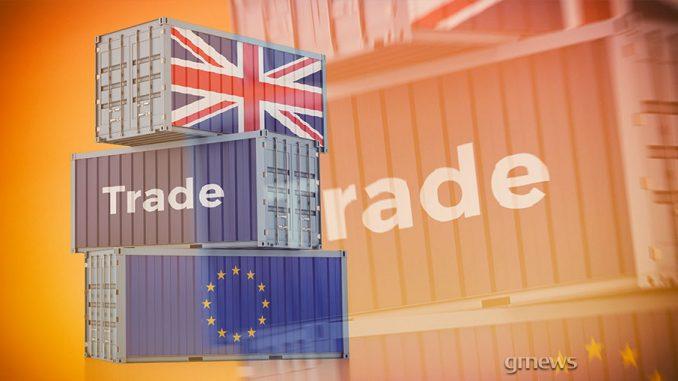 εμπορικής συμφωνίας με τη Βρετανία