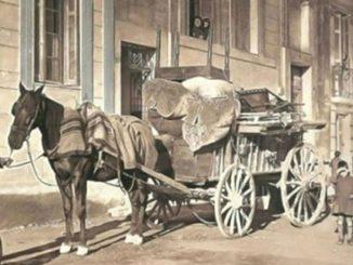 1837 ψηφίστηκε ο πρώτος Κώδικας Οδικής Κυκλοφορίας