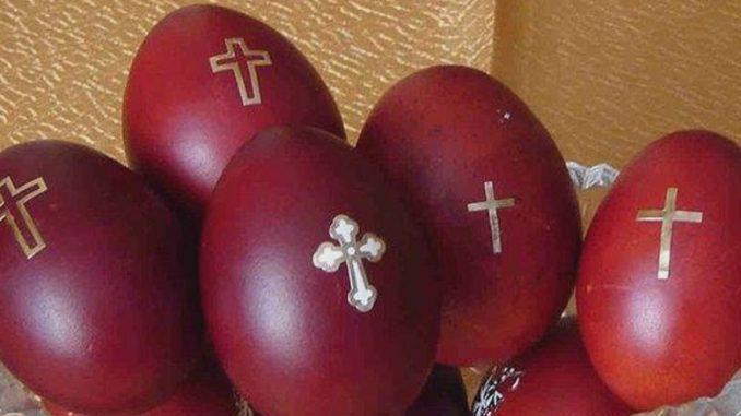 κόκκινα αυγά