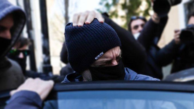 φυλακή Δημήτρης Λιγνάδης