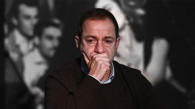Συνελήφθη ο Δημήτρης Λιγνάδης