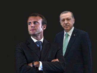 Μετωπική σύγκρουση με τη Γαλλία επιλέγει ο Ερντογάν