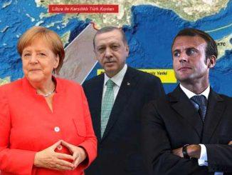 Γαλλία Απαράδεκτη η τουρκική ανάμιξη στη Λιβύη