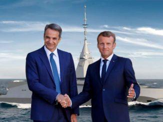 Στρατηγική συμφωνία Ελλάδας-Γαλλίας για τις Belharra και το Αιγαίο!
