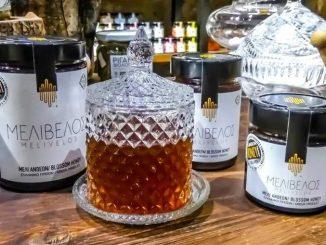 μέλι ανθέων Μελίβελος