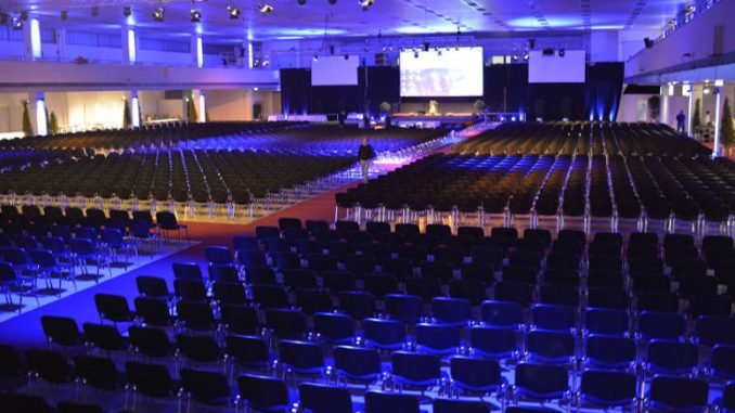 Messehalle Sindelfingen
