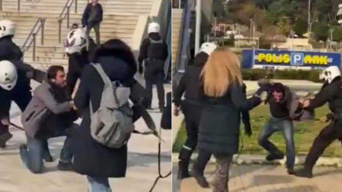 ξυλοδαρμού ενός 29χρονου στην ΠλατείαΝέας Σμύρνης