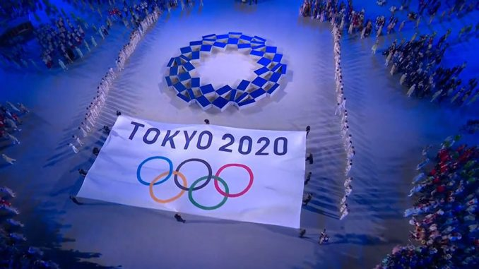 τελετή έναρξης των Ολυμπιακών Αγώνων του Τόκιο