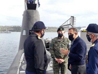 Παναγιωτόπουλος Εθνικής Άμυνας