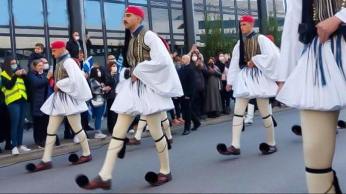 Στουτγάρδη Μεγαλοπρεπής παρέλαση της Ομογένειας