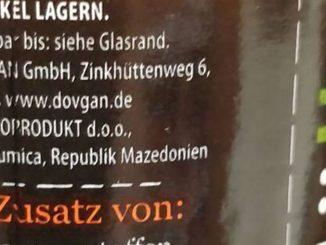 Ζάεφ πουλάει τρόφιμα με ετικέτα «Μακεδονία»