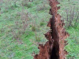 Ελασσόνα σεισμός μετακίνησε τη γη